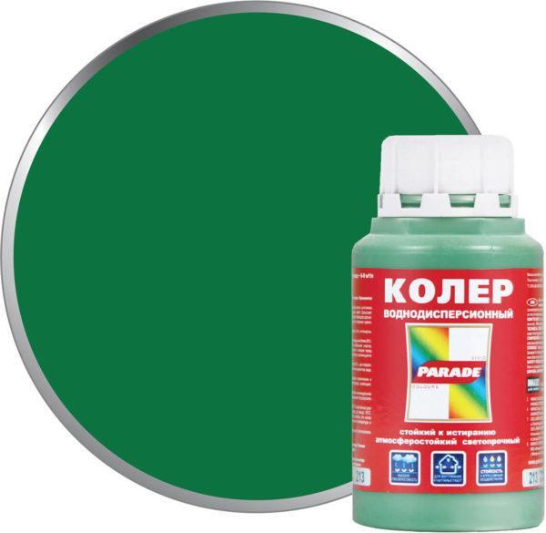 Как покрасить стены колером