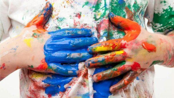 Чем смыть масляную краску?