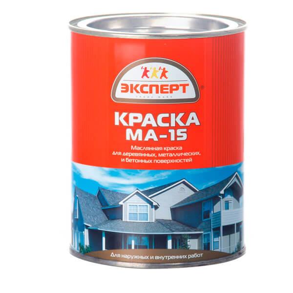 Масляная краска МА-15