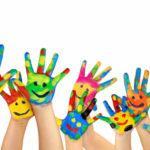 Чем смыть краску с рук