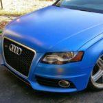 Резиновая краска для автомобиля и её использование