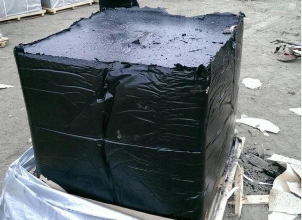 Нефтяной битум основной элемент битумного лака