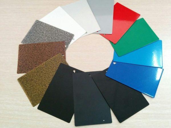 Алкидная краска для окрашивания металла