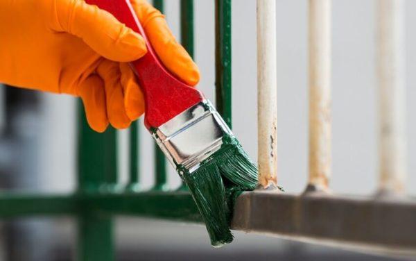 Алкидная эмаль используется для наружных и внутренних работ