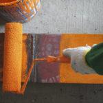 Применение масляной краски для покраски металла