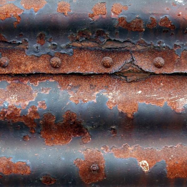 Эмаль защитит металлическую деталь от образования ржавчины